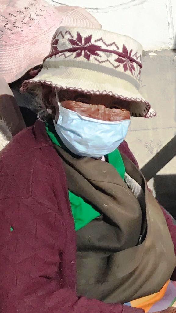 Лица Тибета